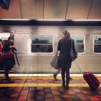 Photo taken at Platforms 3 & 4 by Janice L. on 5/16/2013