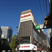 Photo taken at Bic Camera by tacoexmachina on 11/20/2012