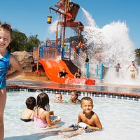 Photo taken at Howard Johnson Anaheim Hotel and Water Playground by Howard Johnson Anaheim Hotel and Water Playground on 9/4/2015