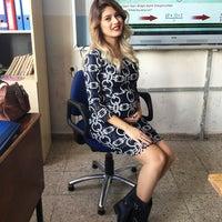 Photo taken at Ünsal İlköğretim Okulu by Hacer🎀 on 1/18/2017