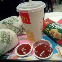 Photo taken at McDonald's by bhairavi k. on 3/29/2013