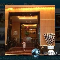 Photo taken at Hotel Mulia Senayan by sebastian t. on 5/4/2013