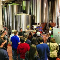 Photo taken at Captain Lawrence Brewing Company by Stephen L. on 4/20/2013