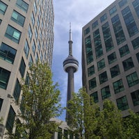 Photo taken at CN Tower by Murry on 5/29/2013