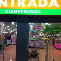 Photo taken at Mega Comercial Mexicana by Ed R. on 10/14/2012