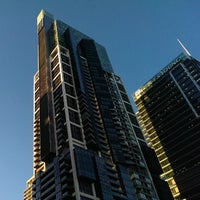Photo taken at Meriton Serviced Apartments by Leon T. on 7/10/2013
