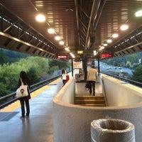 Photo taken at Orinda BART Station by Jack W. on 9/28/2012