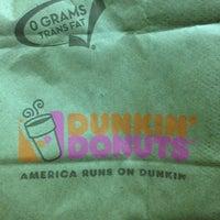Photo taken at Dunkin' Donuts by Kunyarat K. on 6/14/2016