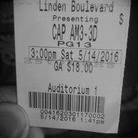 Photo taken at Linden Boulevard Multiplex Cinemas by Mitchell L. on 5/14/2016
