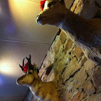 Photo taken at Steamboat Smokehouse by Tony C. on 12/24/2012