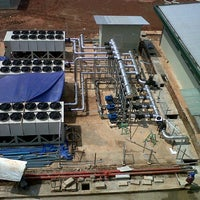 Photo taken at Kawasan Industri MM2100 by thomas a. on 4/3/2013