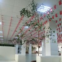 Photo taken at Sarıyer Doğa Koleji by Tubish on 2/22/2013