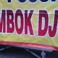 Photo taken at Pecel Mbok Djo by Andika S. on 1/5/2013