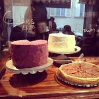 Photo taken at Sugarplum Cake Shop by Maroa L. on 2/7/2014