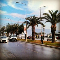 Photo taken at Karşıyaka by Eyüp H. on 1/18/2013