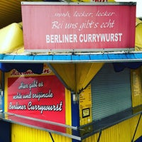 Photo taken at Maximilian Currywurst by mrschtief on 10/9/2015