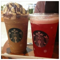 Photo taken at Starbucks by Giani M. on 11/12/2012