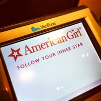 Photo taken at American Girl Doll Store by JP R. on 1/17/2015
