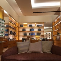Photo taken at Louis Vuitton by Lun L. on 1/15/2015