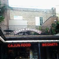 Photo taken at Café Beignet by Paul M. on 9/28/2012