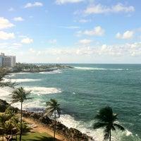 Photo taken at The Condado Plaza Hilton by Larom24 on 11/4/2012