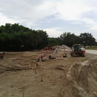 Photo taken at Bay Colony Golf Club by Justin C. on 8/1/2014
