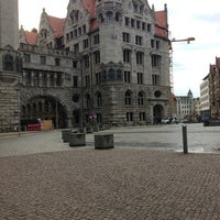Photo taken at Burgplatz by danny f. on 4/10/2013