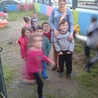 Photo taken at Remzi Zümrüt İlk Öğretim Okulu by Refiye A. on 11/12/2015