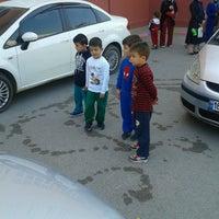 Photo taken at Remzi Zümrüt İlk Öğretim Okulu by Refiye A. on 11/13/2015