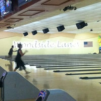 Photo taken at Woodside Lanes by ♠iKnowMrForbes♠ on 11/1/2013