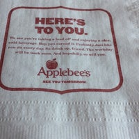 Photo taken at Applebee's by Akos A. on 8/2/2014