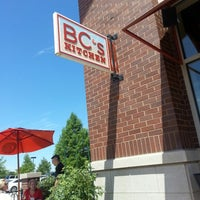 Photo taken at BC's Kitchen by Ana B. on 7/28/2013