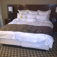 Photo taken at Chicago Marriott Naperville by Calvin C. on 11/3/2012