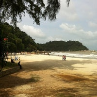 Photo taken at Pantai Teluk Cempedak (Beach) by Joe J. on 2/13/2013