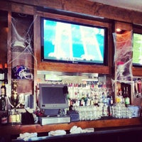 Photo taken at Sawyer Park Sports Bar by Michael B. on 10/20/2012