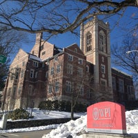 Photo taken at Worcester Polytechnic Institute (WPI) by Wang H. on 3/9/2013