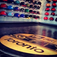 Photo taken at New Era Flagship Store: Toronto by ErkaOfficial .. on 5/31/2014