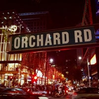 Photo taken at Orchard Road by Jeffry H. on 12/30/2012