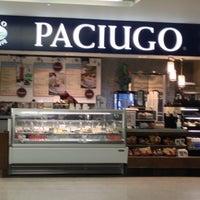 Photo taken at Paciugo Gelato & Caffè by Thomas B. on 12/10/2012