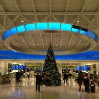 Photo taken at Terminal 5 by Tim I. on 12/23/2012