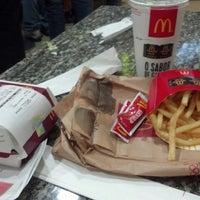 Photo taken at McDonald's by Ivanildo S. on 4/12/2013