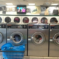 Photo taken at Sudzy Laundromat by Zaida G. on 7/9/2014