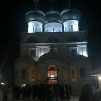 Снимок сделан в Успенский Трифонов монастырь пользователем Yana O. 1/6/2013