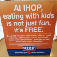 Photo taken at IHOP by Melissa on 7/14/2013