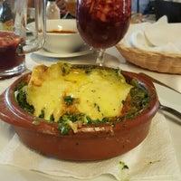 Photo taken at El Caserío Restaurante Bar by Liliana R. on 12/20/2015