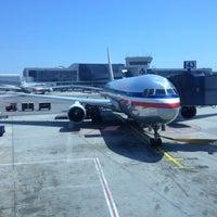 Photo taken at Terminal 8 by Anton S. on 6/21/2013