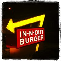Photo taken at In-N-Out Burger by Becca N. on 10/18/2012
