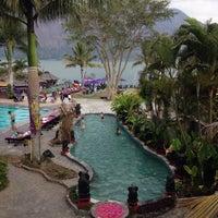 Photo taken at villa The Ayu batur bali by Maria V. on 9/27/2015