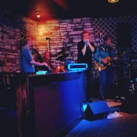 Photo taken at Sherlock's Underground Coffee House & Pub by Chris B. on 10/20/2012