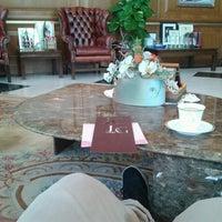 Photo taken at Lower Penthouse, YTL Plaza by Fadzli F. on 10/14/2013